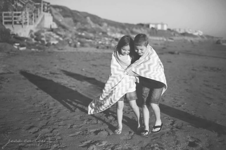 Cambria Beach Photographer, San Simeon Beach Photographer, Jess Cadena Photography