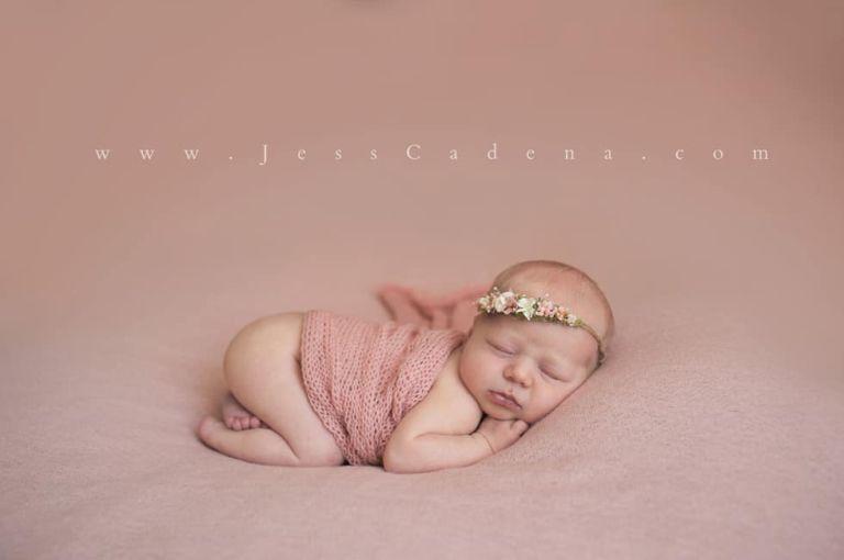 Newborn Photographer Bakersfield Harleigh-1