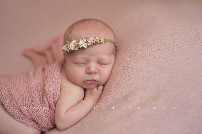 Newborn Photographer Bakersfield Harleigh-3