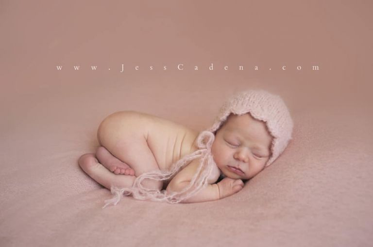 Newborn Photographer Bakersfield Harleigh-4