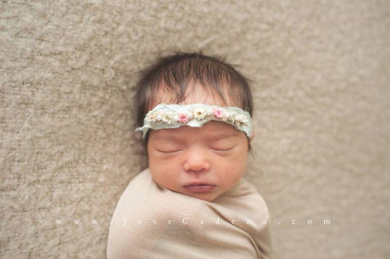 Baby E Bakersfield Newborn Photographer Jess Cadena 10