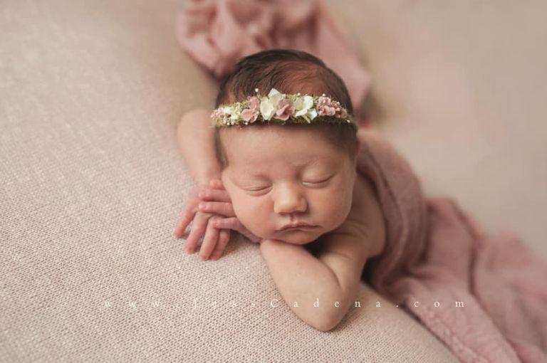 Olivia Bakersfield Newborn Photographer 9