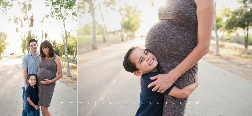 Black Bakersfield Maternity Photographer-1