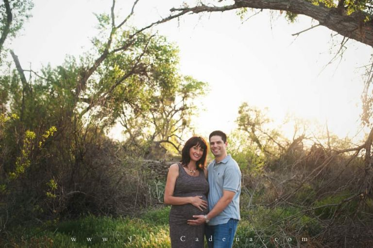Black Bakersfield Maternity Photographer-2