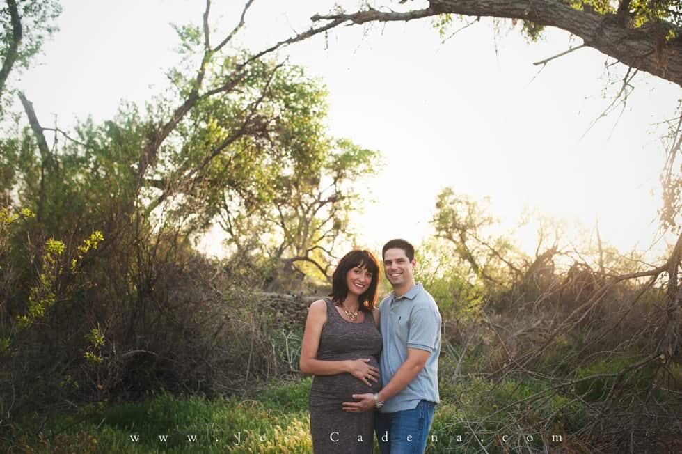 Black Bakersfield Maternity Photographer-2