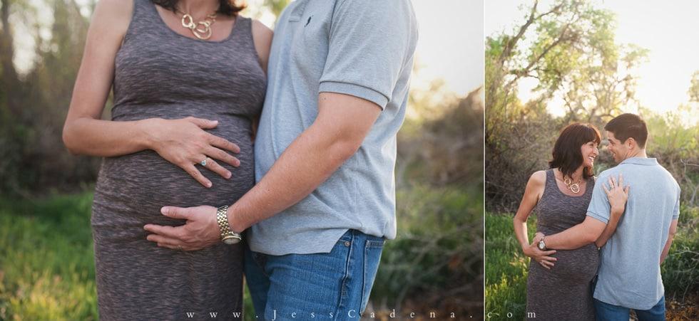 Black Bakersfield Maternity Photographer-3