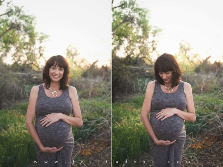 Black Bakersfield Maternity Photographer-6