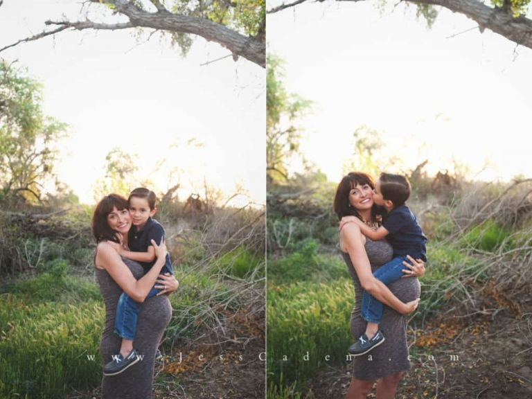 Black Bakersfield Maternity Photographer-8