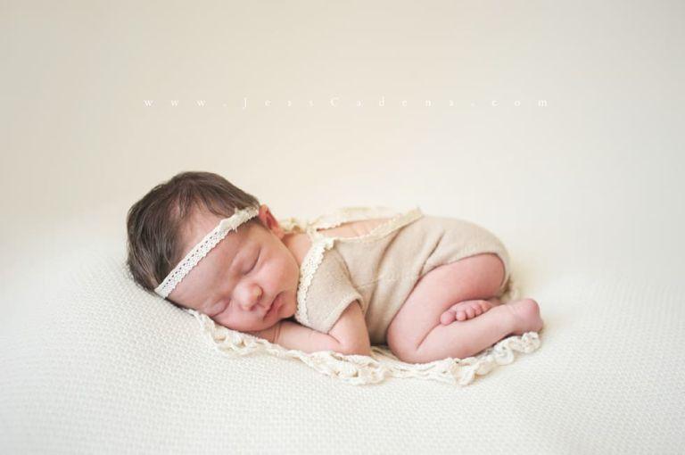 Tatum Newborn Portraits © Jess Cadena Photography Bakersfield CA-3