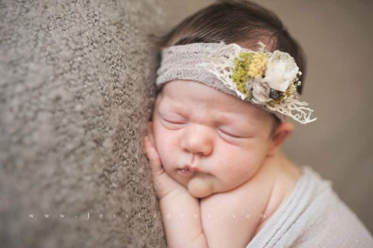 Tatum Newborn Portraits © Jess Cadena Photography Bakersfield CA-7