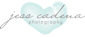 Jess Cadena Photography | Bakersfield CA Wedding & Portrait Photographer logo